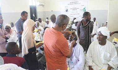 Directaid Eye Projects eye camp - 47 12