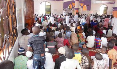 Directaid Masajid Kigoma's masjid 2