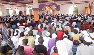 Directaid Masajid Kigoma's masjid 3