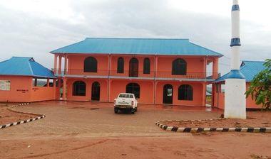 Directaid Masajid Kigoma's masjid 6