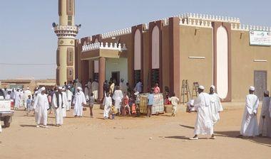 Directaid Masajid Rawasi Al-Eman Masjid 2
