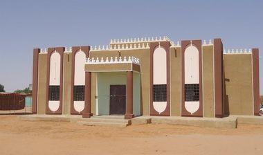Directaid Masajid Rawasi Al-Eman Masjid 5