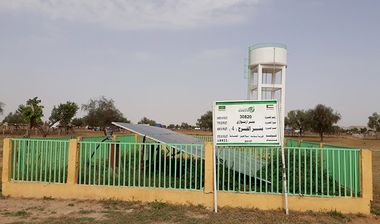 Directaid Water Projects Al-Farah Well Fourth 6
