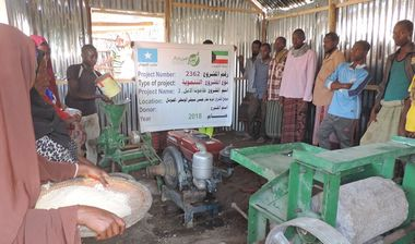 Directaid development Al-Amal Mill 1
