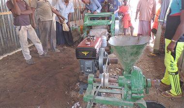 Directaid مشاريع التنمية Al-Amal Mill 4