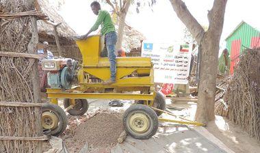 Directaid مشاريع التنمية Al-Amal Mill 5