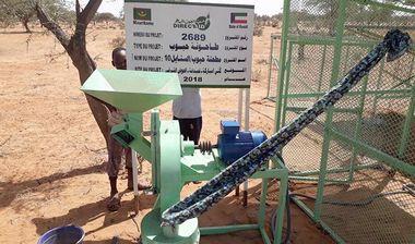 Directaid مشاريع التنمية Al-Sanabel Mill - 10 2