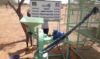 Directaid development Al-Sanabel Mill - 10 2