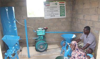 Directaid مشاريع التنمية Al-Sanabel Mill - 8 1