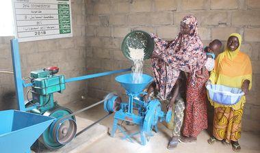 Directaid مشاريع التنمية Al-Sanabel Mill - 8 2