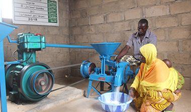 Directaid مشاريع التنمية Al-Sanabel Mill - 8 3