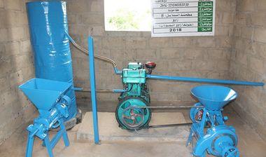 Directaid مشاريع التنمية Al-Sanabel Mill - 8 4