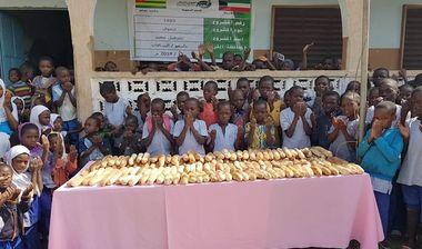 Directaid مشاريع التنمية Run a bakery - an orphanage 1