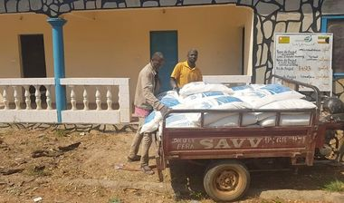 Directaid مشاريع التنمية Run a bakery - an orphanage 2