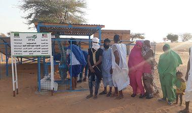 Directaid مشاريع التنمية Talha Al - Joud Mill 3