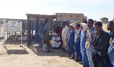 Directaid مشاريع التنمية Talha Al - Khair Mill 2