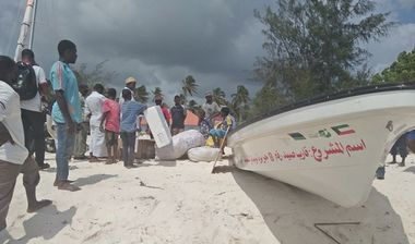 Directaid مشاريع التنمية stop destitution - a fishing boat project-8 3