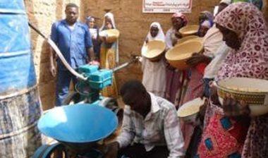 Directaid development Al-Sedra Mill Project - 1 1