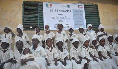 Directaid المشاريع الصحية Irtiqa project - circumcision campaign -2 4