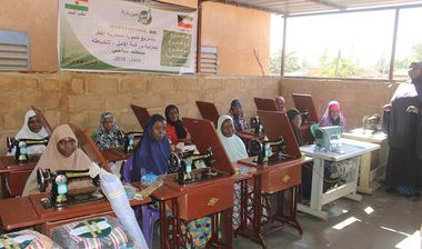 Directaid مشاريع التنمية Keep them from Destitution-5 16