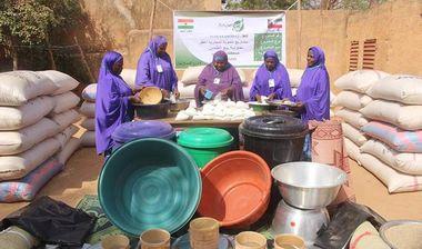 Directaid مشاريع التنمية Keep them from Destitution-5 1