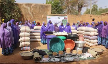 Directaid مشاريع التنمية Keep them from Destitution-5 3