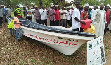Directaid مشاريع التنمية stop destitution - a fishing boat project-6 2