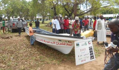 Directaid مشاريع التنمية stop destitution - a fishing boat project-6 3