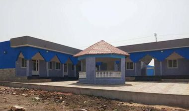 Directaid Health Benin Medical Clinic 1