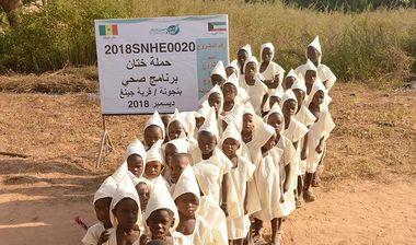 Directaid المشاريع الصحية Irtiqa project - circumcision campaign -4 2