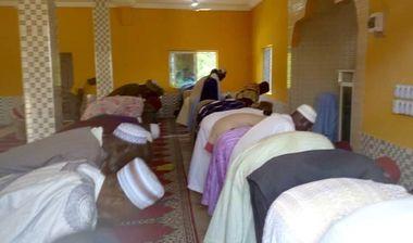 Directaid مساجد  مسجد طريق الإيمان 5