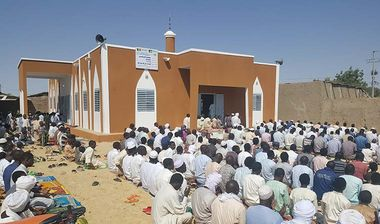 Directaid مساجد ومشاريع دعوية Al-Sabiqoon Masjid 1