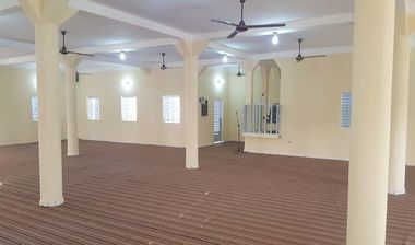 Directaid مساجد ومشاريع دعوية Al-Sabiqoon Masjid 5