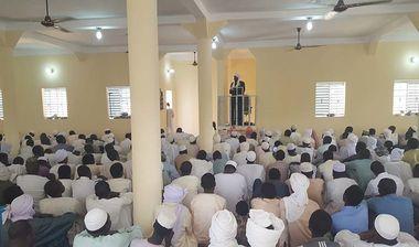 Directaid مساجد ومشاريع دعوية Al-Sabiqoon Masjid 11