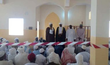 Directaid مساجد ومشاريع دعوية Eibad Allah Masjid 1