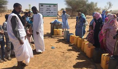 Directaid Water Projects Al-Farah Well Seventh 9