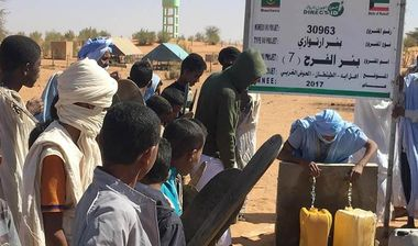 Directaid Water Projects Al-Farah Well Seventh 4