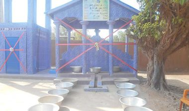 Directaid Water Projects Arafh well 3 2