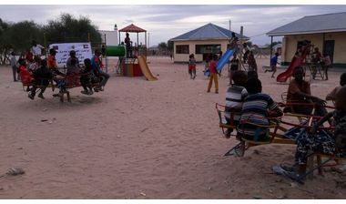 Directaid development Playgrounds for Eilwaq Orphans Center 3