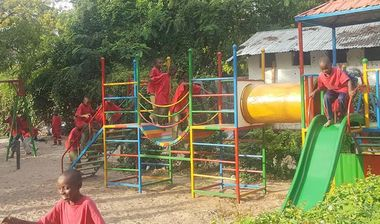 Directaid development Playgrounds for Lamo Orphans 4