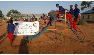 Directaid development Playgrounds for Ramo Orphans 2