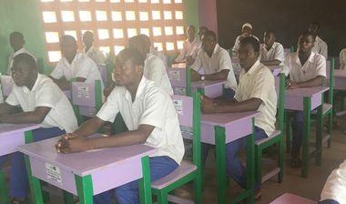 Directaid مشاريع التوعية Al-Huda Wa Al-Noor Quran School 1