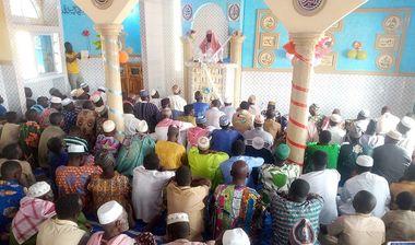 Directaid مساجد  Al-Mushkat Masjid 9