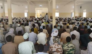 Directaid مساجد  Masjid of Thu AL-Magferah 5