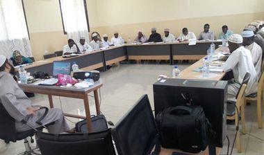 Directaid مشاريع التوعية مشروع أئمة القرى 1