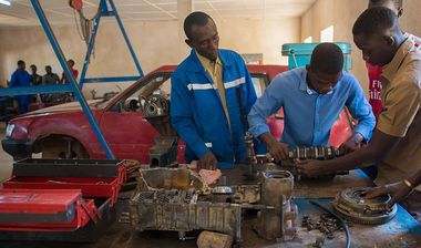 Directaid Education Occupational education and Development -2 1