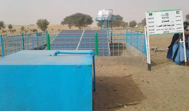 Directaid Water Projects 1- Anhar Al-Khair Water Tank 2