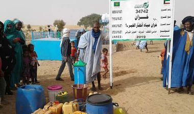 Directaid Water Projects 1- Anhar Al-Khair Water Tank 4