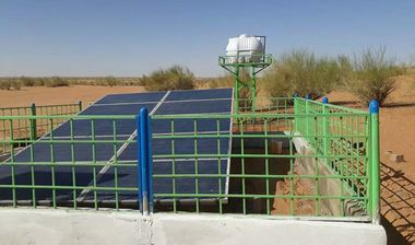 Directaid Water Projects 2 - Anhar Al-Khair  Water Tank 2