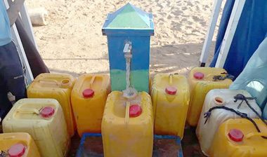 Directaid Water Projects 2 - Anhar Al-Khair  Water Tank 4